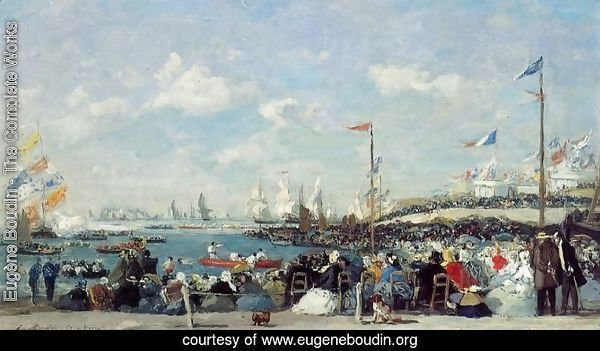 Le Havre, the Regatta Festival