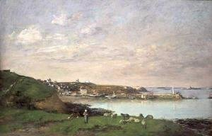 View at Saint-Quay-Portriaux