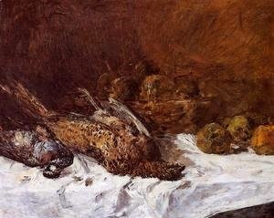 Still Life with Fowl