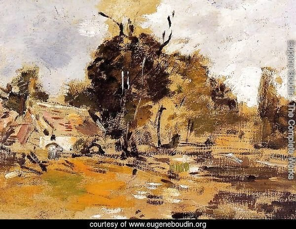Study of a Farm, St-Ceneri
