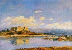 Antibes, Fort Carre