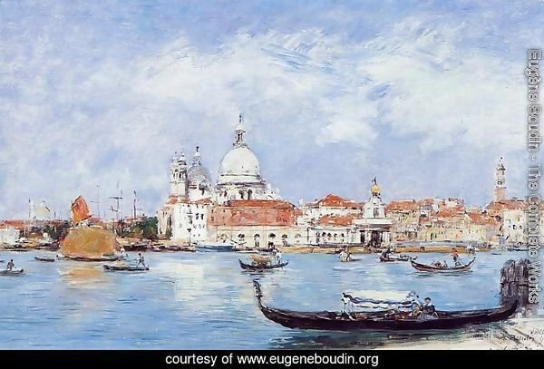 Venice, View from the Grand Canal