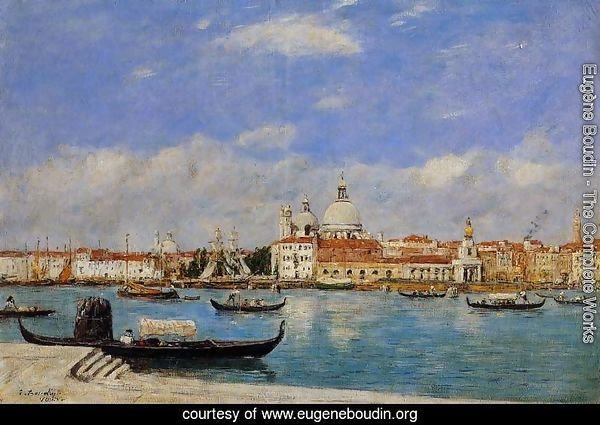 View of Venice I