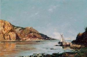 Eugène Boudin - Fourmis Bay, Beaulieu