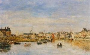 The Port of Trouville I