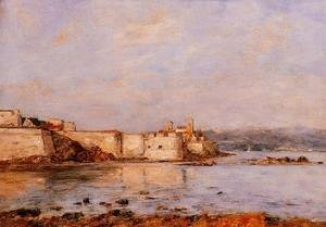 The Harbor of Antibes