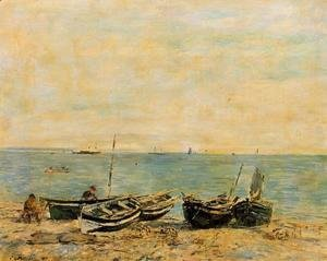 Sainte-Adresse, the Shore