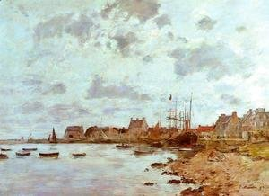 The Port at Saint-Vaast-la-Houghe