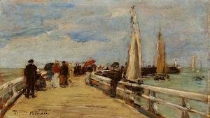 Deauville, the Jetty II