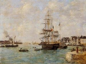 Le Havre, the Outer Port I