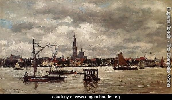 Antwerp, the Port