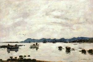 The Bay and the Mountains of L'Esterel, Golfe-Juan