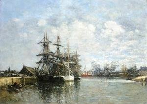 Le Havre, The Boat Basin