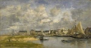 Trouville Harbour