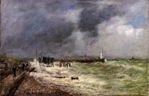 Le Havre, A Gust of Wind at Frascati
