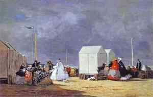 Approaching Storm 1864