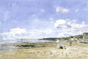 Eugène Boudin - Summer at Trouville