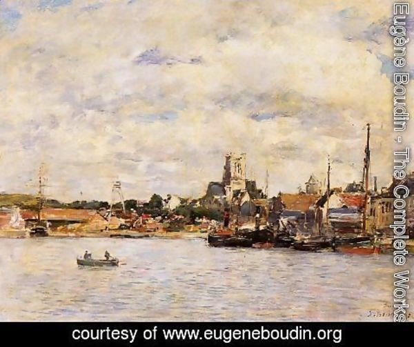 Eugène Boudin - Unknown 6
