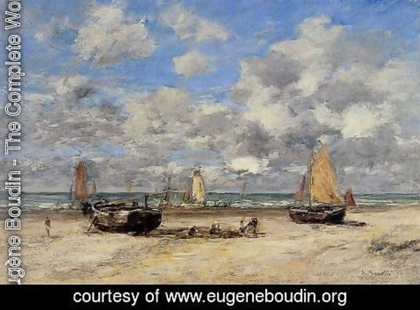 Eugène Boudin - Unknown 9