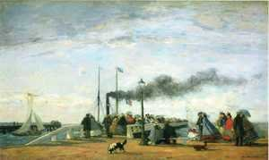 Eugène Boudin - Untitled 4