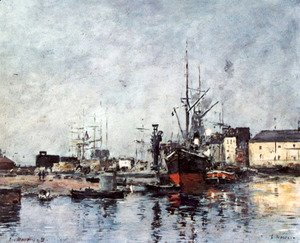 Eugène Boudin - Untitled 6
